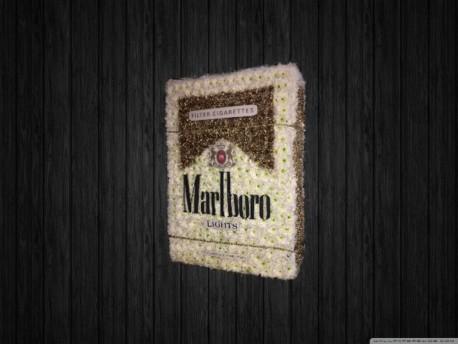 Cigarette Box 3D