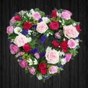 Rose Heart - HEA26