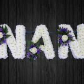 Lilac & White - NAN9