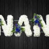 Blue Rose Nan - NAN21