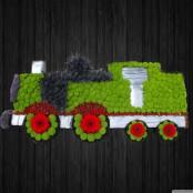 Train 2D