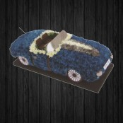 Convertible Sports Car 3D