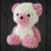 Sitting Teddy 3D