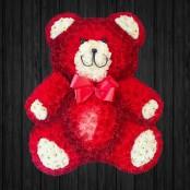 Sitting Teddy Bear 4