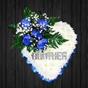 Blue Heart - HEA108